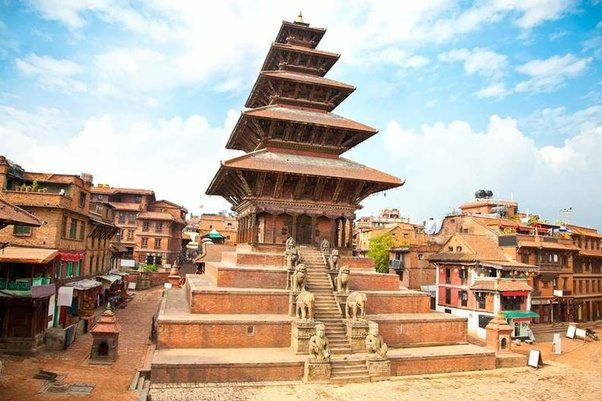 Sworgadwari temple nepal - YouTube
