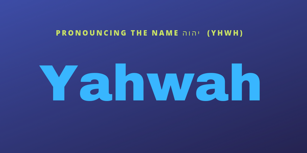 What is the pronunciation a Jew would use for 'YHWH'? I don't mean