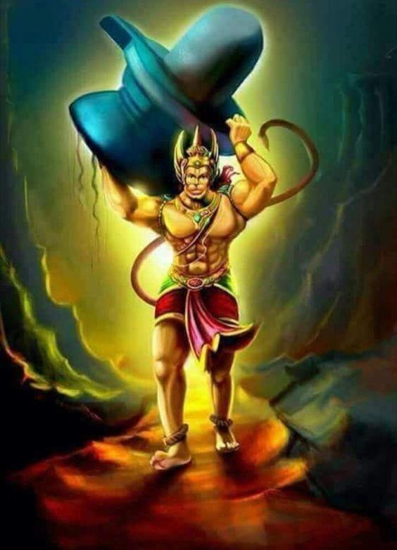 what are some epic photos of hanuman quora