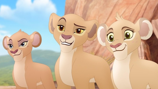 Does Simba Have A Son And A Daughter Quora