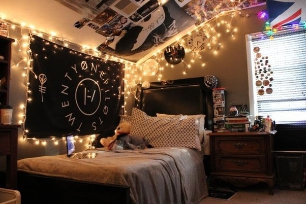 Christmas Lights On Your Ceiling
