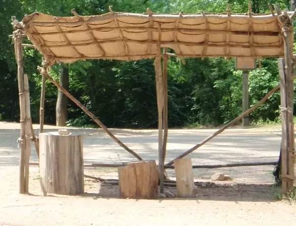 How To Build A Ramada The Survival Shelter Step By Step