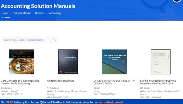Where can I download the solution manual for Financial and