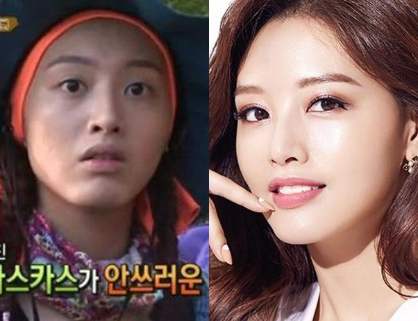 Which K Pop Idols Are Unrecognisable Without Makeup Quora