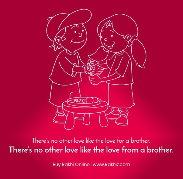 What Is The Best Quote On Raksha Bandhan Quora