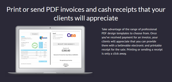 What Is The Best Invoicing And Billing Software For Managing A - Free online invoice system online dollar store