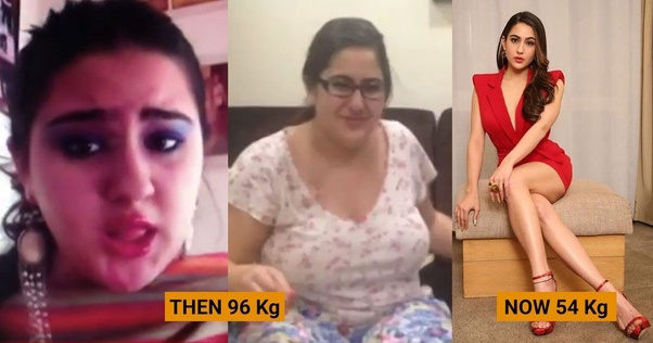 pierdere în greutate sara ali khan