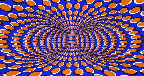 A Stereogram is a subtype of 3D illusion. By focusing your eye to a certain distance, a 3D image will appear. A Technique to see these illusions is to look ...