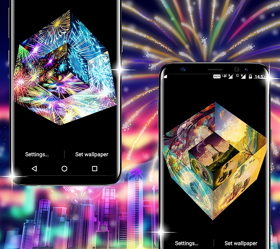 Which Is The Best Android Live Wallpaper Quora