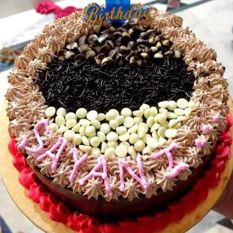 The Smoothness Of Chocolate With Chips On It Delicious Cake Made At Home Using Best Ingredients No Artificial Preservatives Used