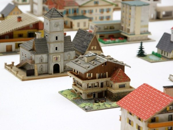 what are some tips for architectural model making quora