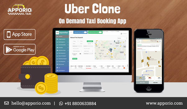 Where and how can I get a ready made taxi booking software