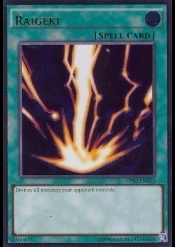 What are some good Yu-Gi-Oh! cards (monsters, spells, traps, extra