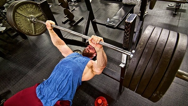 What is the average bench press by age and weight? - Quora