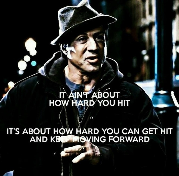 What Are The Famous Dialogues Of Rocky Balboa Series Quora