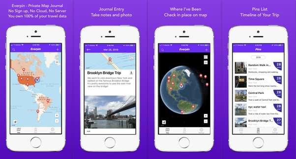What are the best iPhone apps for chronicling a trip? - Quora