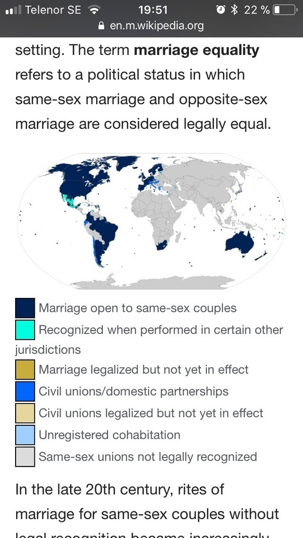 Gay marriage rights vs heterosexual marriage