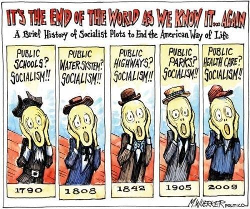 Why Do Americans Think Socialism Is So Bad Quora