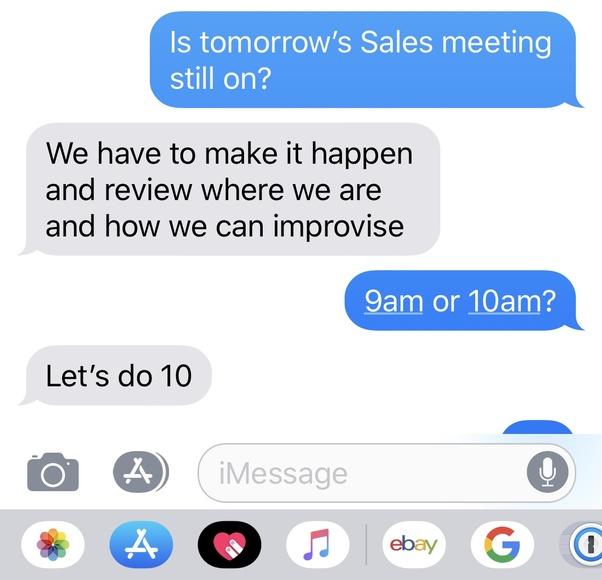 Not receiving text messages