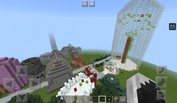 What Are The Best Minecraft Builds Quora