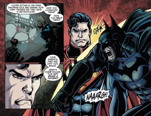Who Do You Support In Injustice Batman Or Superman - Quora-8714