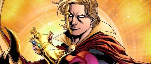 Quite simply, Adam Warlock is Space Jesus.