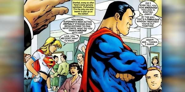 gay comic art Superman