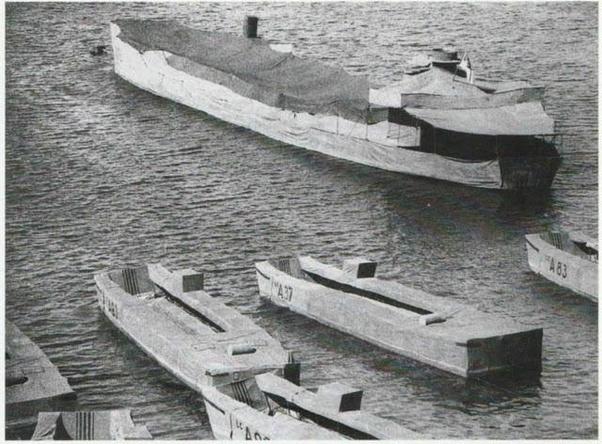 Perahu palsu dalam peperangan