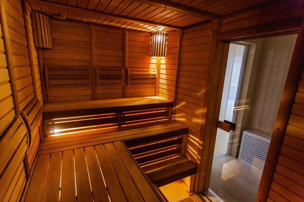 Sauna steifen