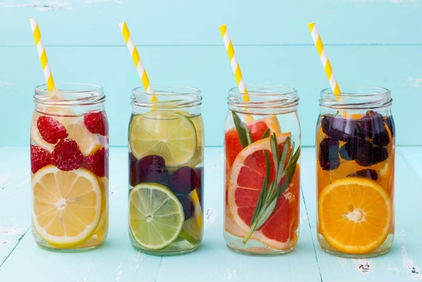 What is detox water? What is its recipe