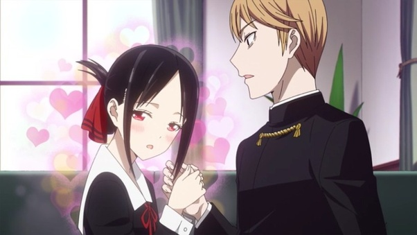 Is the anime Kaguya-sama: Love is War a great anime? - Quora