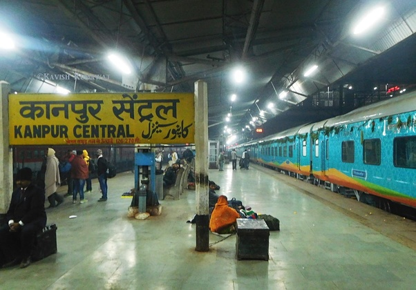 Which is the busiest railway station in India? - Quora