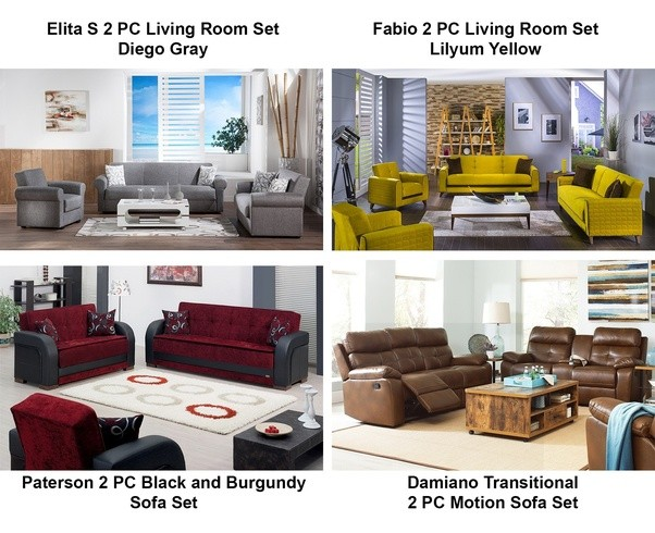 What are some photos of good and simple furniture for living room ...
