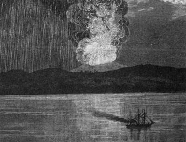 Which One Was Greater Volcanic Eruption In Indonesia Krakatau 1883 Or Tambora 1815 Quora