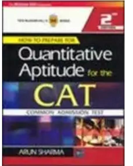 Trishna Quantitative Aptitude Book