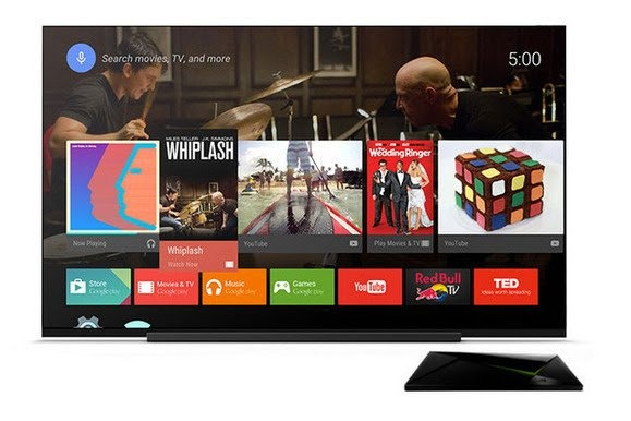 What is the difference between a smart TV and an Android TV