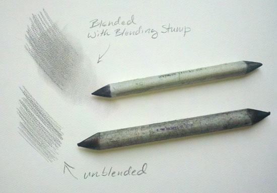 what are some good pencil sketching materials like which pencils