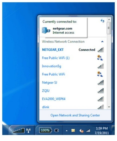 Why can\'t my laptop with Microsoft Windows 7 detect any Wi-Fi? - Quora
