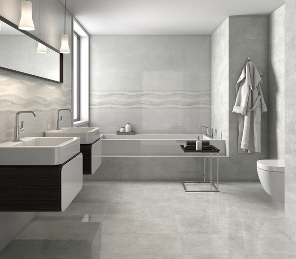 Can We Use Vitrified Tiles For A Bathroom Instead Of