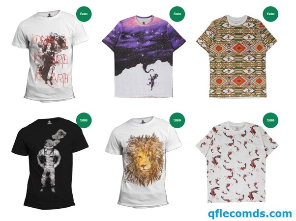 cf1181553 Here you ll find some of the best designs on the T-shirts. Instead of  focusing on brands like other websites or ecommerce portals