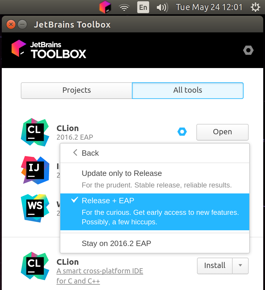 How to update a JetBrains IDE on Ubuntu - Quora