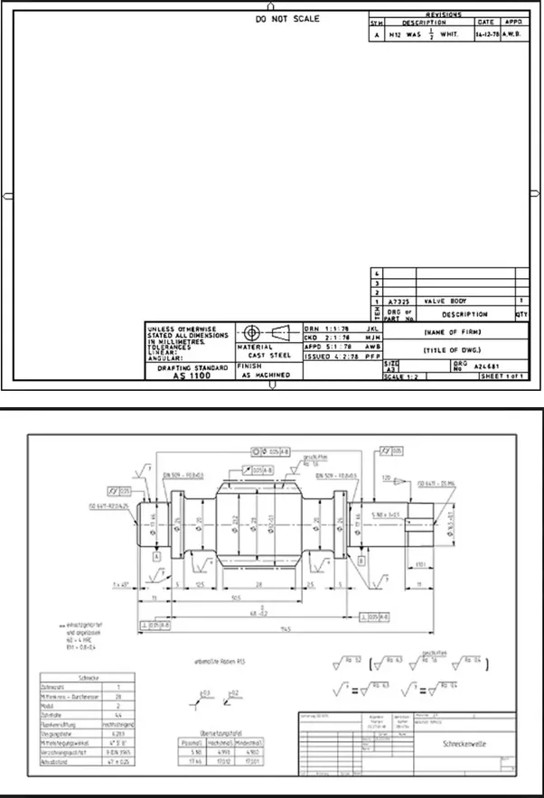 How to read a mechanical engineer drawing quora How do you read blueprints