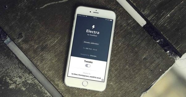 How to jailbreak iOS 11/iOS 11 1 2 with Electra Jailbreak