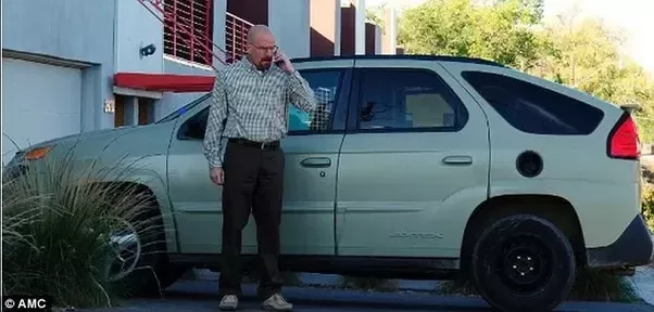 The 2004 Pontiac Aztek with one wheel that is different than the others was hand picked by Breaking Bad series creator Vince Gilligan to be Walter Whiteu0027s ... & Breaking Bad (TV series): Why does Walter White drive one of the ...