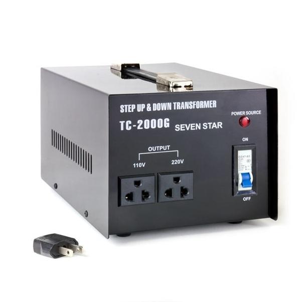 dari 110 volt ke 220 volt