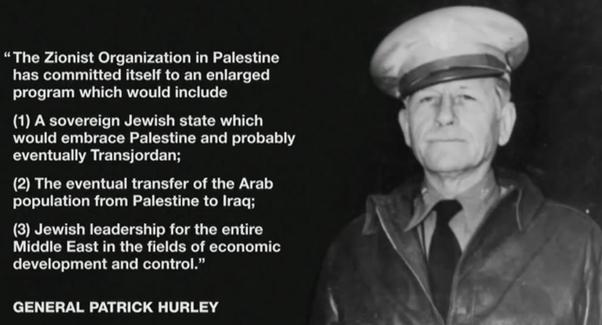 Image result for zionist agenda for palestine