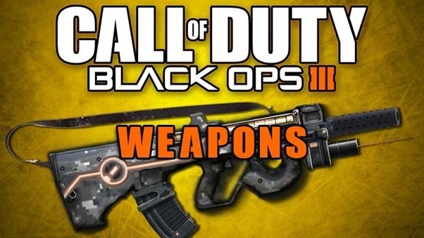 What are the Black Ops 3 weapons? - Quora
