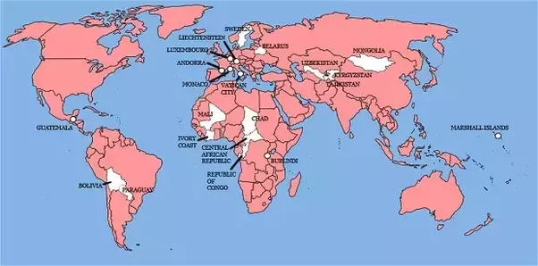 Which countries has britain not invaded yet quora edit this map is already famous on the internet but i feel i should explain it a little more it is based on the work of stuart laycock he has worked his gumiabroncs Gallery