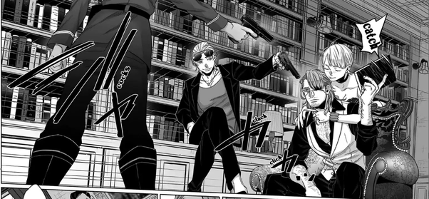 Which Manga Has The Best Artwork Quora