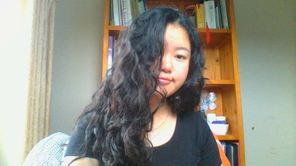 Why Don T Chinese People Usually Have Curly Hair Quora